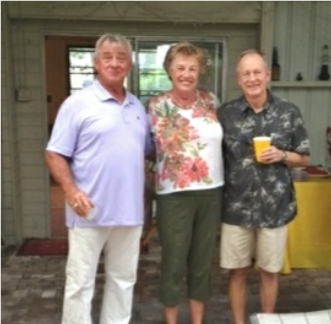 Earl Firkel, Carol Bailey, Jeff Long