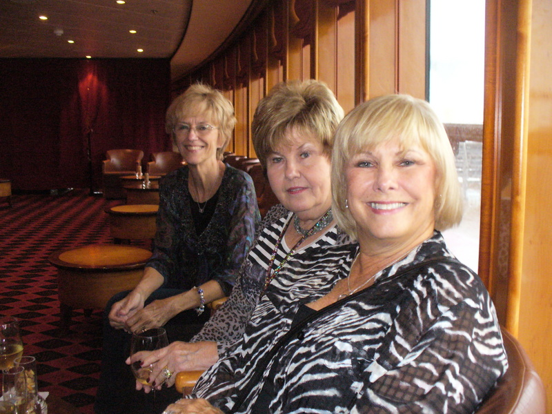 Peggy Morris Watts  Mary Cates  Kathy Walker Sanders